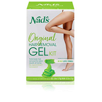 Nad's Body + Face Wax Hair Removal for Women