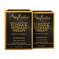 SheaMoisture African Black Soap Eczema and Psoriasis Therapy